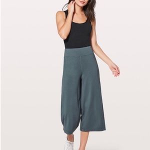 Lululemon Culottes blissed out
